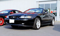 1999 Ford Mustang GT 40th Anniversary Convertible