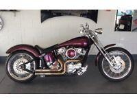 Part Exchange Welcome Custom Revtech Low Rider Chop Not Harley Davidson Chopper Bobber