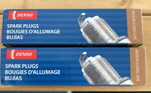NEW DENSO SC20HR11 3444 SPARK PLUGS FOR TOYOTA COROLLA 1.8L