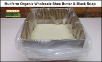 Best Quality Grade A Black Soap and Shea Butter Wholesale