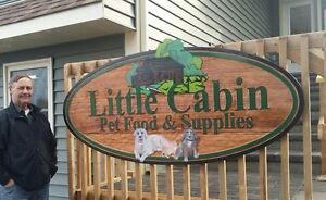 Little Cabin Pet Food & Supplies