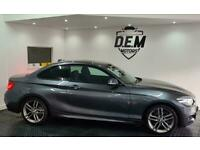 2018 BMW 2 Series 1.5 218i GPF M Sport (s/s) 2dr Coupe Petrol Manual