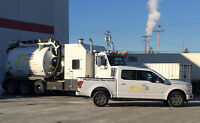 Hydrovac Operators and Swampers needed