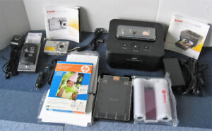 Kodak Easy Share Printer Camera Charger Paper Complete Working