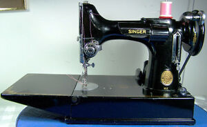 4 SEWING MACHINES FOR SALE SEE INDIVIDUAL ADS FOR INFO
