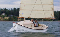 Looking for a used Scamp Sailboat