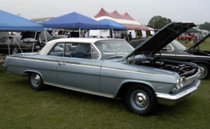 Looking for a 60s full size gm car