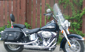 2008 Peace Officer Heritage Softail