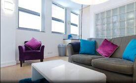 Large 1 bed flat in Cornwallis Court