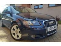2005 Audi A3 2.0 Sport TDI 5 Doors Manual Sportback 2L LONG MOT