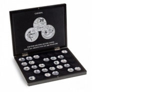 Official Royal Canadian Mint Collector's Box for Silver Coins