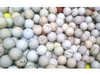 Used Golf Balls - 5p each