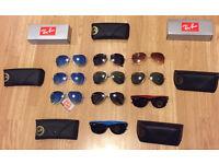 RayBan Ray Ban Sunglasses Aviator Wayfarer