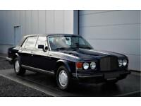 1989 Bentley Turbo RL (LWB) Auto Blue 25500 miles LHD