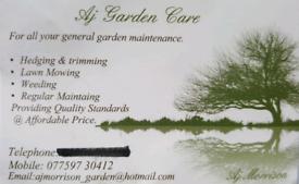 Aj Garden Care