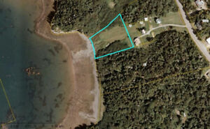 1.9 Acre Waterfront Lot - Campobello Island NB
