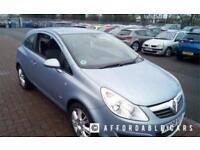 2009 VAUXHALL CORSA 1.3 CDTI - FSH - FREE DELIVERY - WARRANTY AVAILABLE