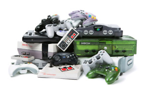 Buying ANY Video Game Consoles, Games, Controllers