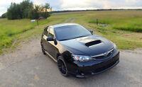 2010 Subaru WRX Hatchback