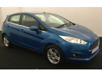 2013 FORD FIESTA 1.25 ZETEC GOOD / BAD CREDIT CAR FINANCE AVAILABLE
