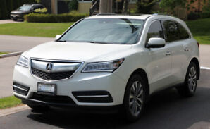 2016 Acura MDX - Luxury with Towing Capability