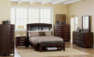 Quality made 6 Piece Bedroom Furniture Set
