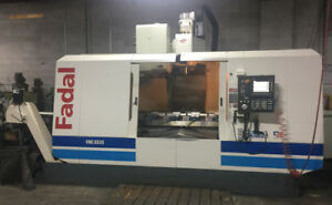 2004 FADAL 6535 CNC MACHINING CENTER