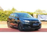 2018 Honda HR-V 1.5 i-VTEC Black Edition CVT 5dr Auto Hatchback Petrol Automatic