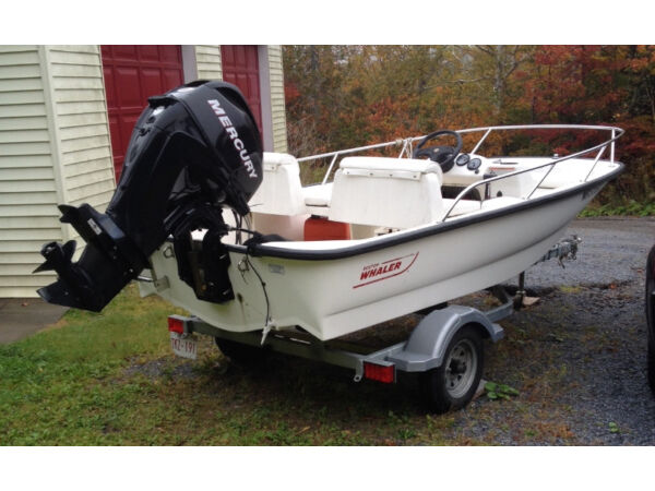 Used 2008 Boston Whaler 130 Sport