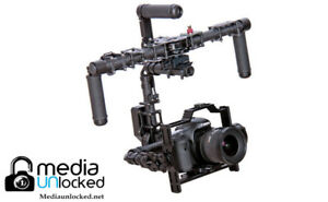 Came TV 3-Axis Gimbal (Like new, never used)