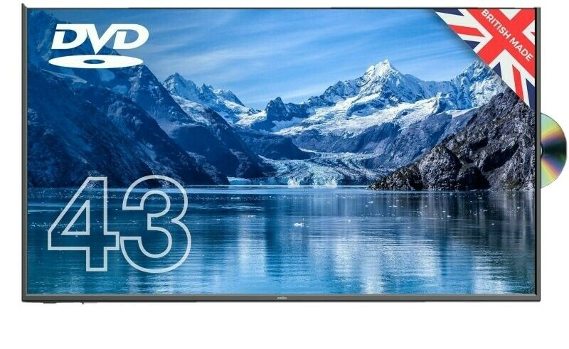 Cello+43%22+Full+HD+LED+TV+With+DVD+Player+and+Freeview+T2+HD+C4320F