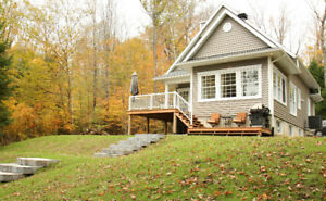 Gorgeous family-friendly lakehouse (cottage) for rent