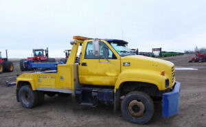 1999 CHEVROLET C6500 S/A Tow Truck For Sale **CALLS ONLY**