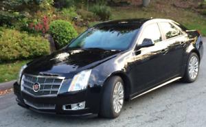 2010 Cadillac CTS CUIR Berline 4 X 4