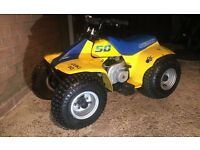 Suzuki lt50 lt 50 cc kids quad