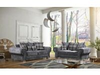 NEW STYLISH VERONA SOFAS SAME DAY DELIVERY 30% OFF