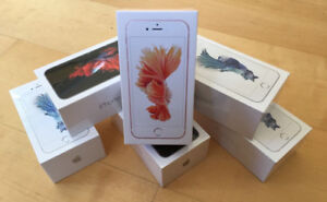 FACTORY UNLOCKED APPLE IPHONE 64 64GB WHITE & BLACK BOXED $349