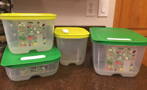 Tupperware Fridgesmart set