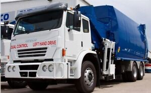 2 x HR Side Arm drivers needed Rocklea $31-42 per hour