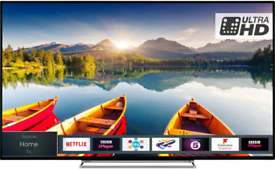 "Toshiba 43"" Smart 4K, HDR New in Box (Delivery available)"