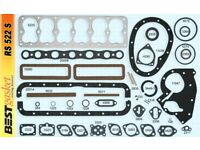 Studebaker 164 169 170 Flathead Oil Pan Gasket Set BEST 1939-54