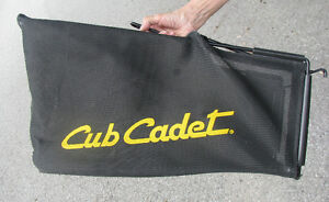 New Cub Cadet Lawnmower Rear Grass Collection Bag