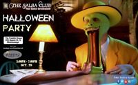 Halloween Latin Dance Lesson, Party, Prizes & Loot Bags!