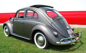 looking to purchase a classic VW Beetle (1955 to 1977)