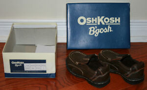 Shoes - Osh Kosh BGosh - Size 8 - reduced