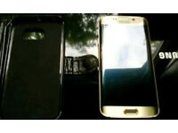 Samsung S6 Edge 128 Gb open to all networks