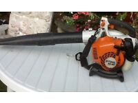 Stihl Blower. Ideal for repair or spares