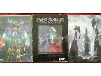 3 Music DVDs