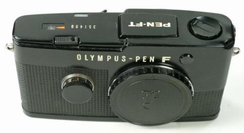 Olympus Black Pen-FT Scientific SLR 1/2 Frame Camera