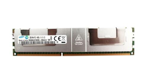 Samsung M386B4G70DM0-CMA4Q(HS) 32GB PC3-14900 DDR3-1866MHz RDIMM For Server Only